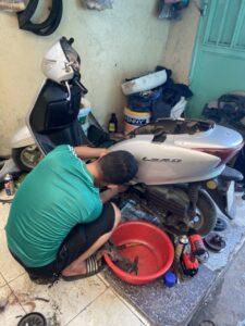 Cứu hộ xe máy Hà Đông