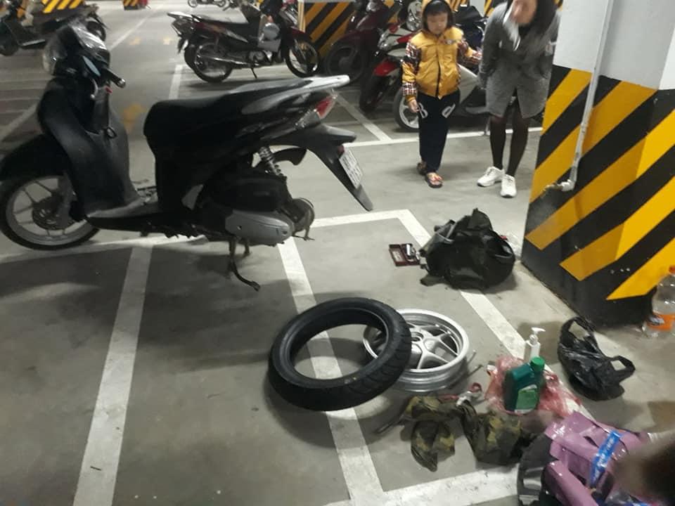 Sửa xe máy tại nhà tphcm