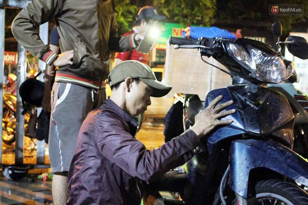Cứu hộ xe máy huyện Cần Giờ